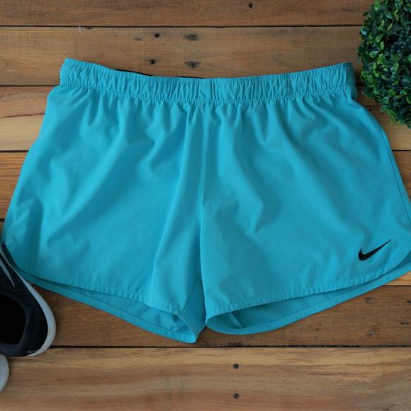 nike shorts 84 polyester 16 spandex